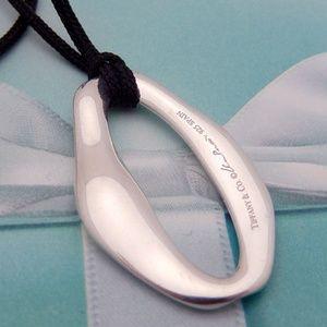 Tiffany Peretti Aegean Sea Necklace 925